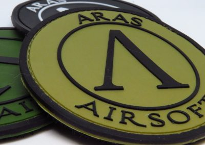 aras pvc patch
