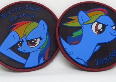 another unicorn pvc patch