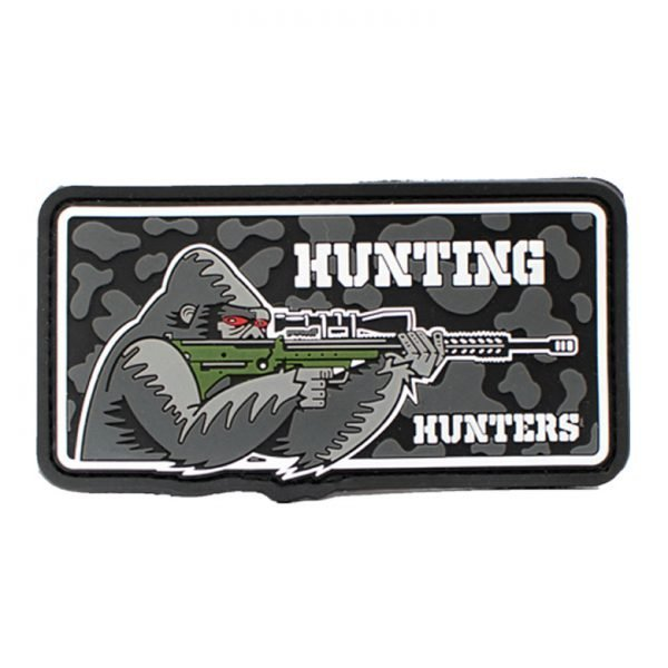 SRS hunter gorilla PVC patch