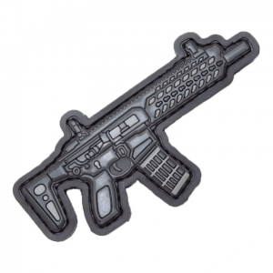 SIG MCX rifle pvc patch