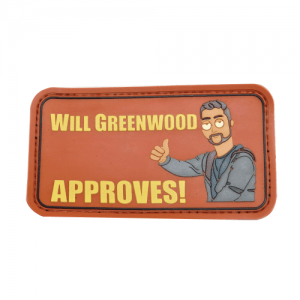 Will Greenwood gen2 PVC patch