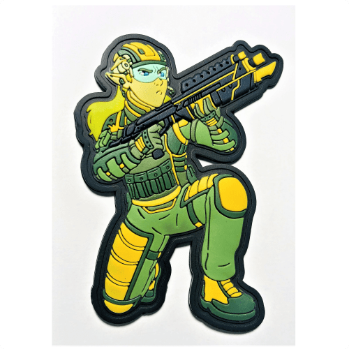 Custom PVC patches – How are they made