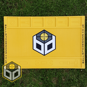 PVC mat yellow picture